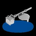 avfallskvarn 500a-uk excellent serien lock