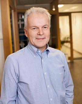 Lars Holmqvist VD Disperator