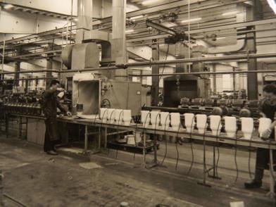 Disperators fabrik