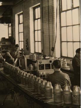 Disperators historia fabrik